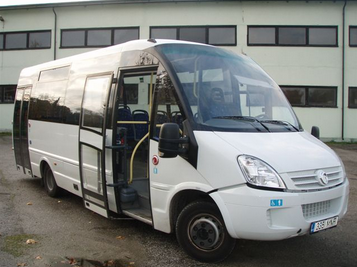 Микроавтобусы Iveco First FCLLI 2010
