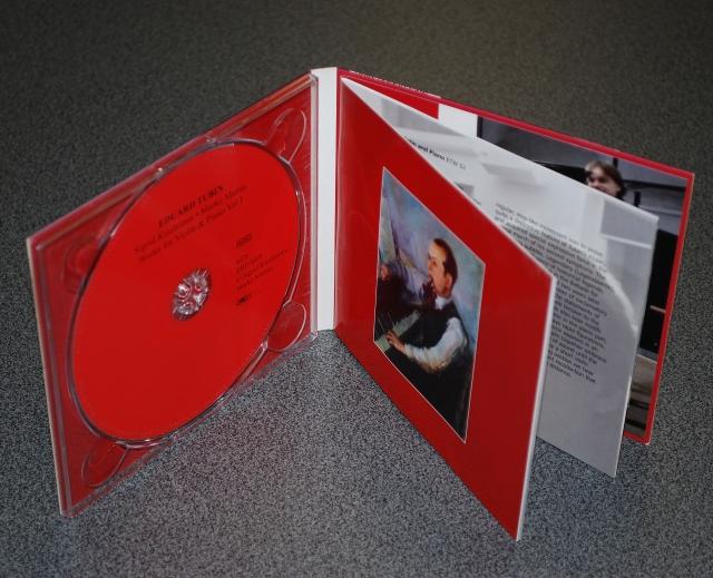 Купить Упаковка для дисков Диджипак