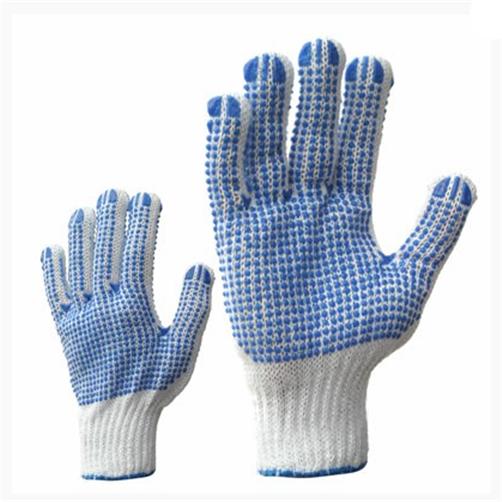 Купить Рабочие перчатки текстильные 001