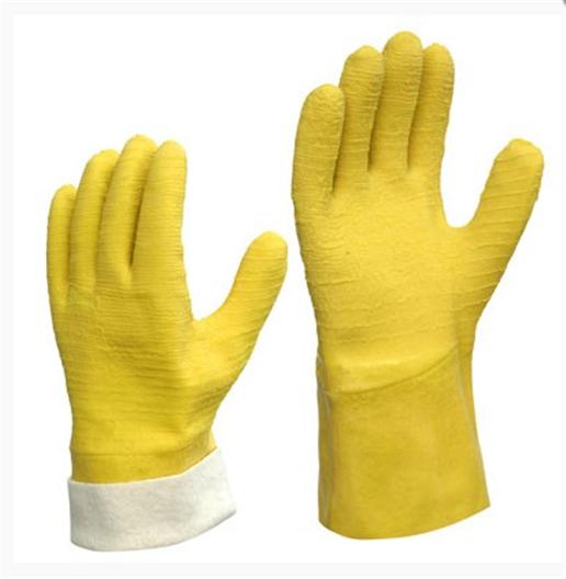 Купить Перчатки прорезиненные 052