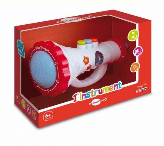 Купить Игрушка Труба (для младенцев)