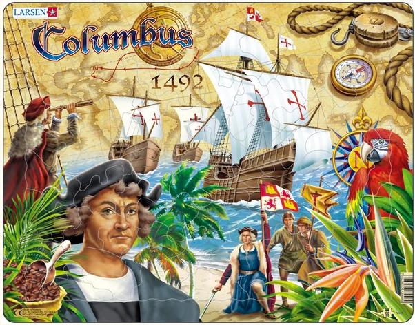 Купить Пазлы Колумбус
