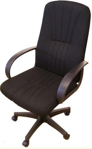 Купить Кресла офисные Бостон черные