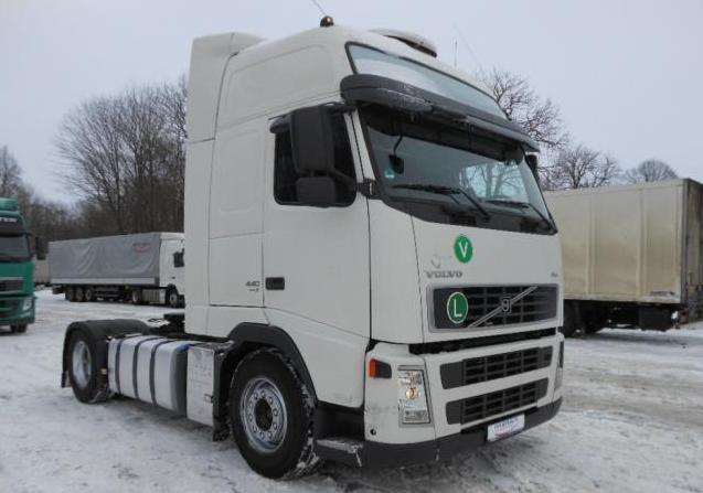 Купить Тягач Volvo FH Globetrotter XL