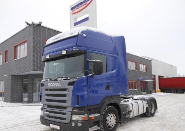Купить Тягач Scania R480