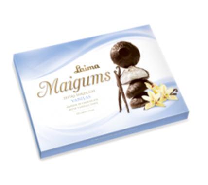 Купить Maigums со вкусом ванили 185г