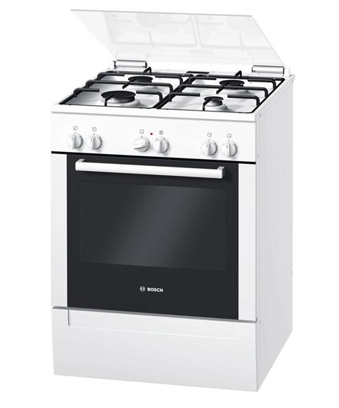 Купить Газовая плита с электрической духовкой Bosch HGV425120S