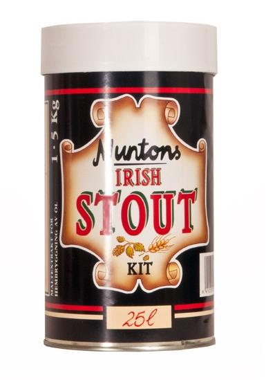 Купить Пивной концентрат Muntons Irish Stout 1,5 кг