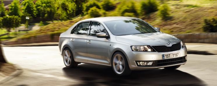 Купить Автомобили легковые седаны среднего класса ŠKODA Rapid