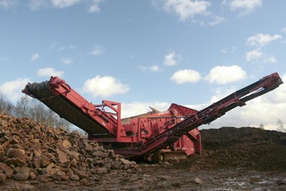 Купить Производство гранитного щебня