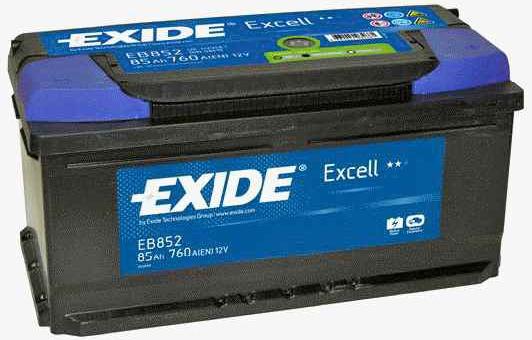 Купить Автомобильные аккумуляторы Exide Premium EA852