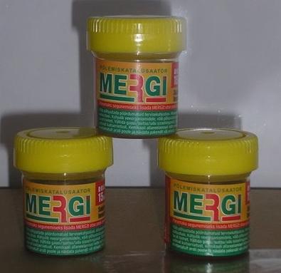 Купить Присадки для двигателя MERGI 15 мл