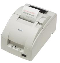 Купить Матричный принтер чеков Epson TMU-220D