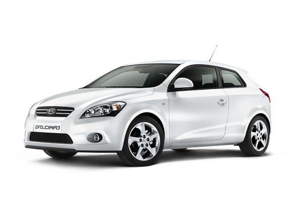 Купить Автомобиль Kia pro_cee'd