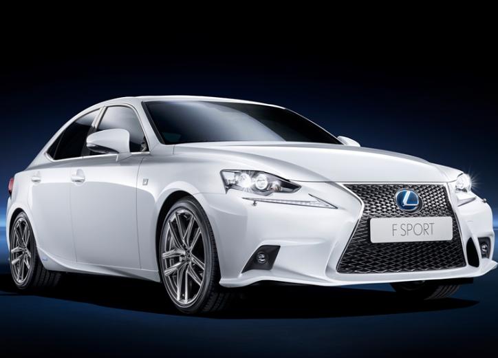 Купить Седаны высшего среднего класса Lexus IS
