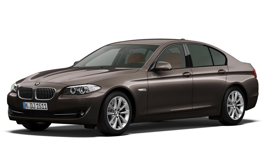 Купить Полный привод BMW 525d седан