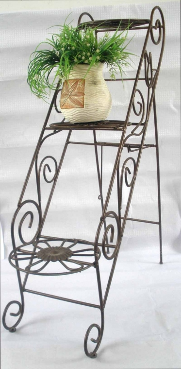 Купить Подставка под цветы лестница 3шт ''Tiina''