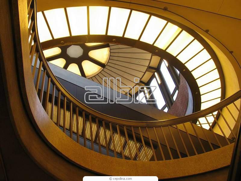 Купить Лестницы: металлические лестницы, деревянно-металлические лестницы, лестничные платформы