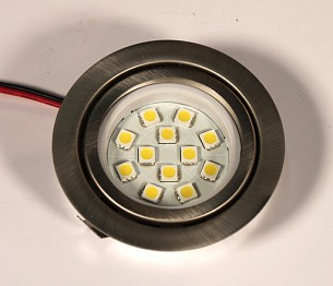 Купить Мебельная подсветка 2,5W 12SMD 5050 LED теплый белый
