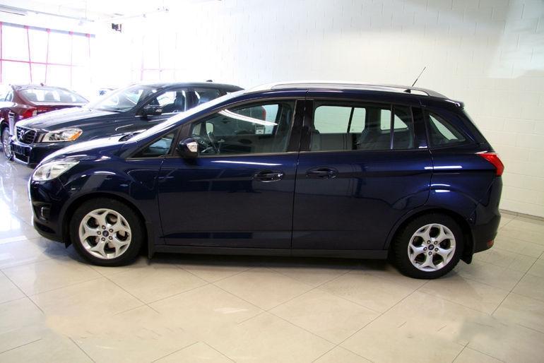 Купить Автомобиль Ford C-Max Grand 1.6 92 kW