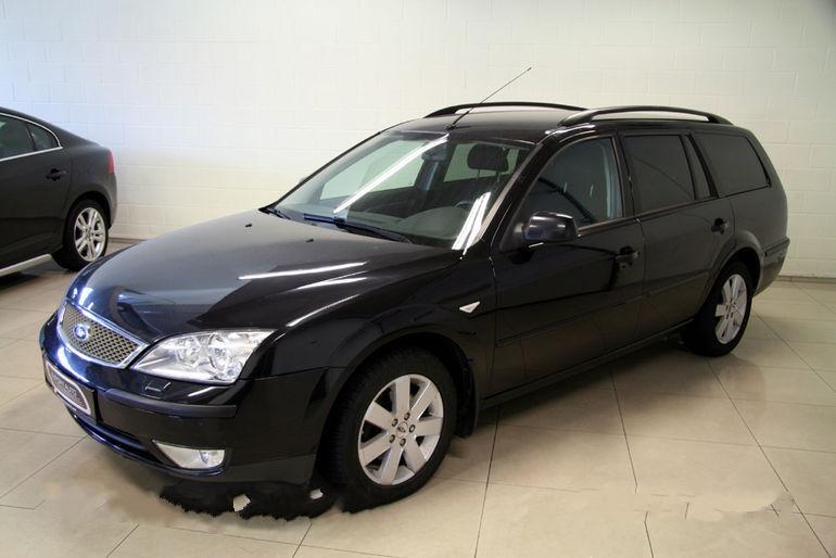 Купить Автомобиль Ford Mondeo Turnier 2.0 TDCI 85 kW