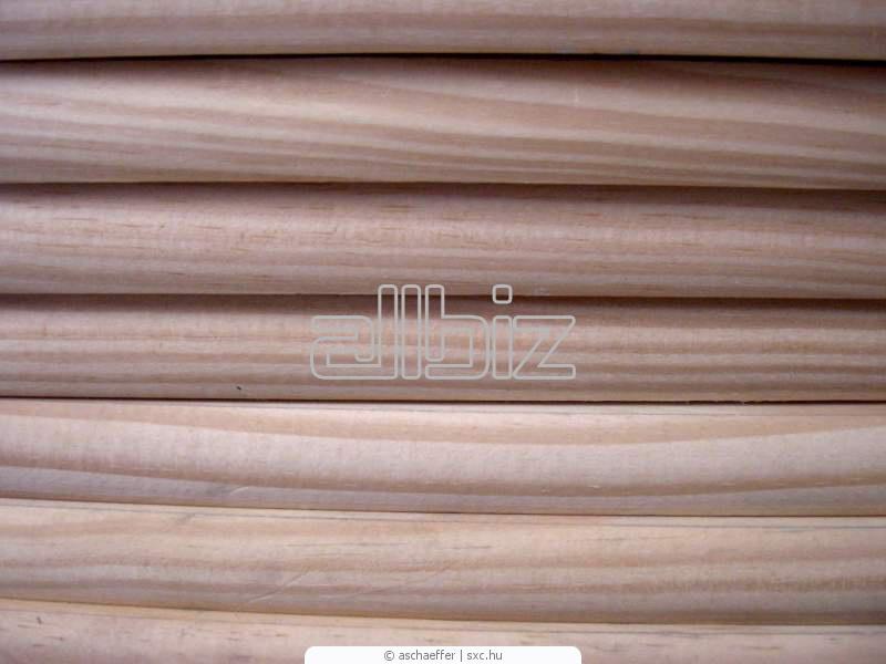 Купить Погонажные изделия из древесины в ассортименте