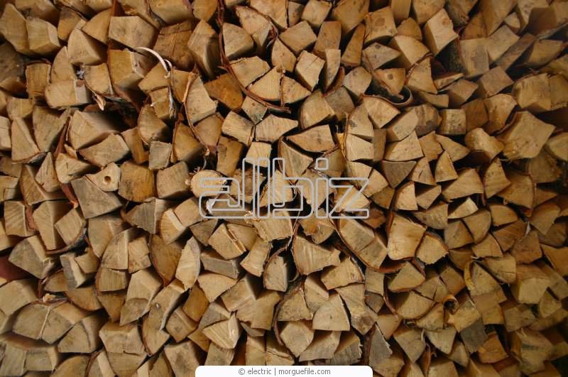 Купить Дрова колотые для каминов, саун