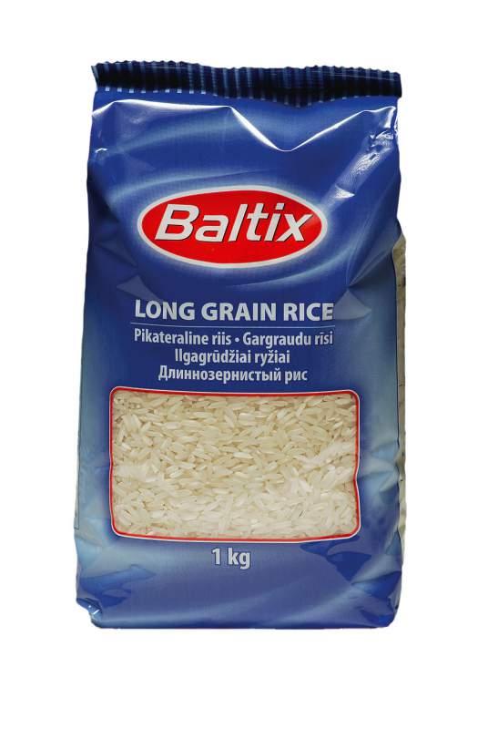 Купить Длиннозернистый рис