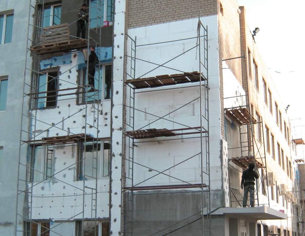 Купить Фасадные системы