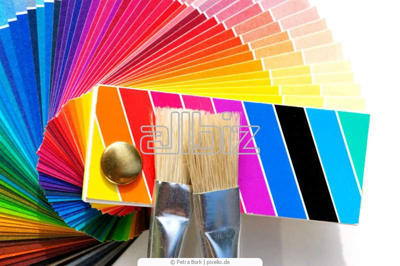Купить Фасадные краски по бетону и дереву