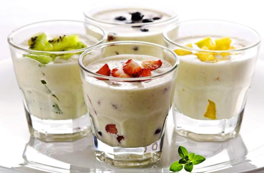 Купить Натуральный йогурт