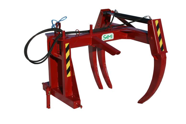 Купить Гидравлический захват для трелевки леса SAMI PH-200
