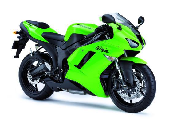 Купить Мотоцикл Kawasaki ZX-6R
