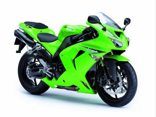 Купить Мотоцикл Kawasaki ZX-10R UUDIS