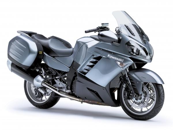 Купить Мотоцикл Kawasaki GTR1400 UUDIS