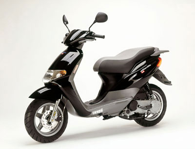 Скутер DERBI ATLANTIS 50