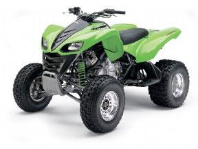 Купить Квадроцикл Kawasaki KFX700