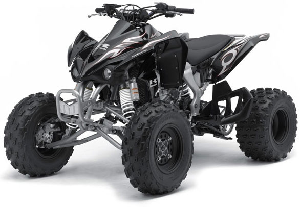 Купить Квадроцикл Kawasaki KFX450