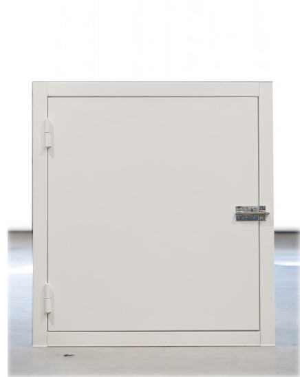 Купить Двустворчатая глухая дверь конструкции EI30/EI60