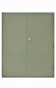 Купить Дверь двустворчатая противопожарная FDD 60EI