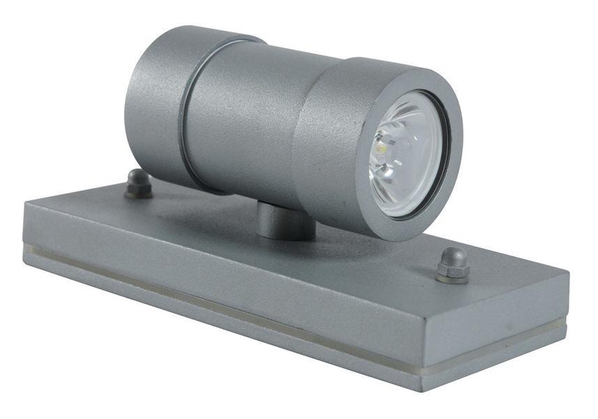 Купить LED Настенный светильник 2В, IP44, Холодный белый