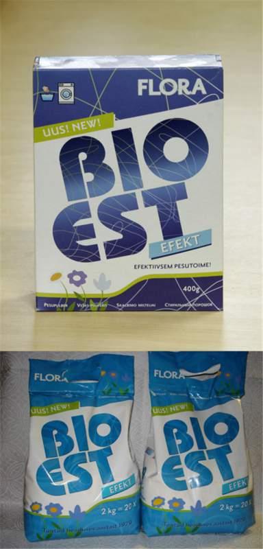 Купить Порошки стиральные Bioest efekt
