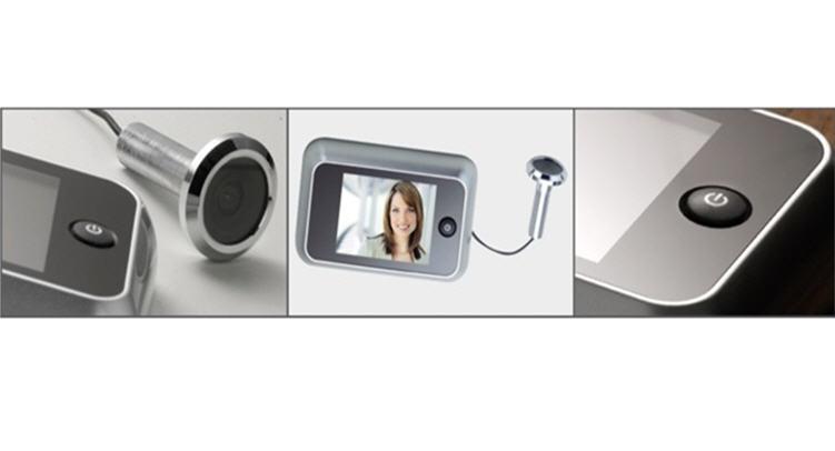 Купить Цифровой видеодомофон
