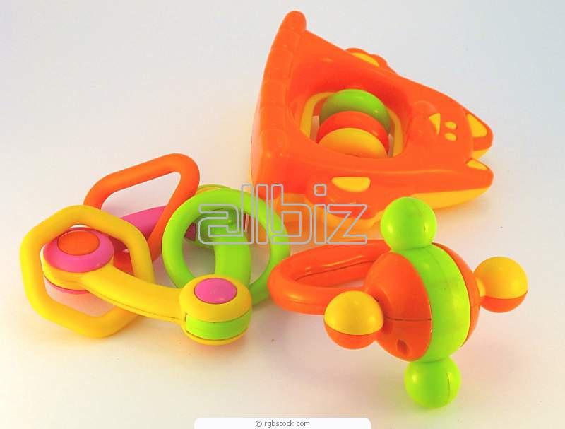 Купить Детские игрушки для младенцев (до 1 года)