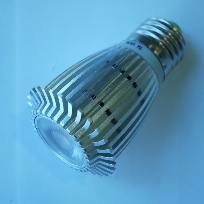 Купить 7-ваттная спотовая светодиодная лампа