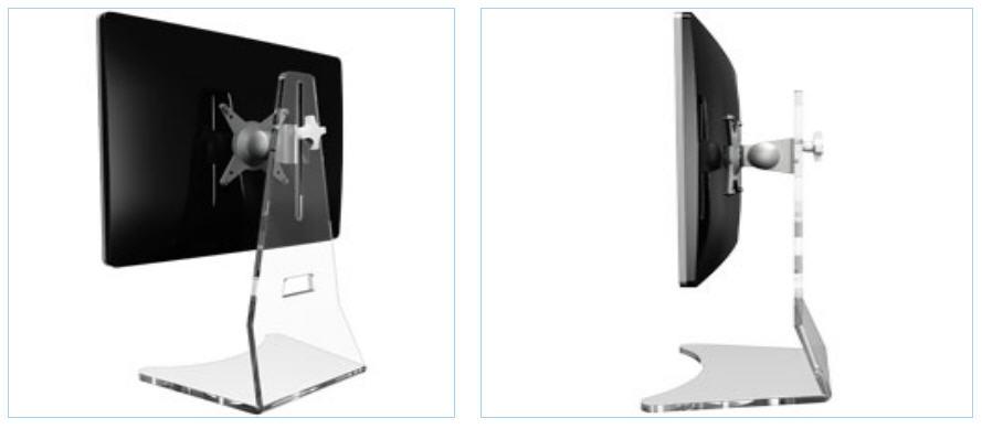 Купить Подставка для монитора Style Acrylic 302