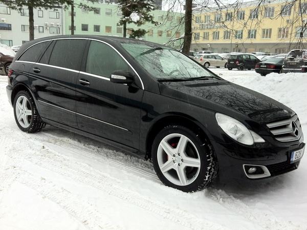 Купить Автомобиль Mercedes-Benz R 320 CDI Long 4MATIC 165kW