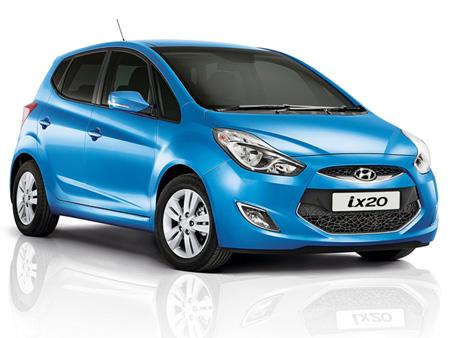 Купить Автомобиль Hyundai ix20