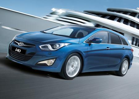 Купить Автомобиль Hyundai i40