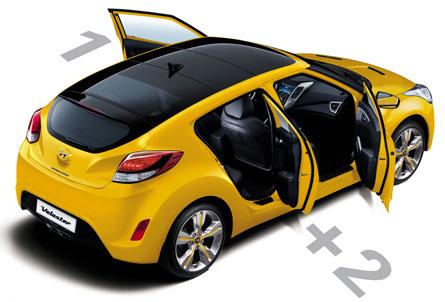 Купить Автомобиль Hyundai Veloster